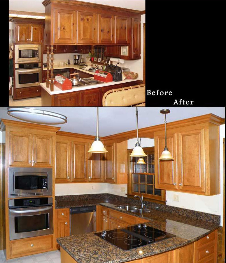 Reface Kitchen Cabinets Refacing